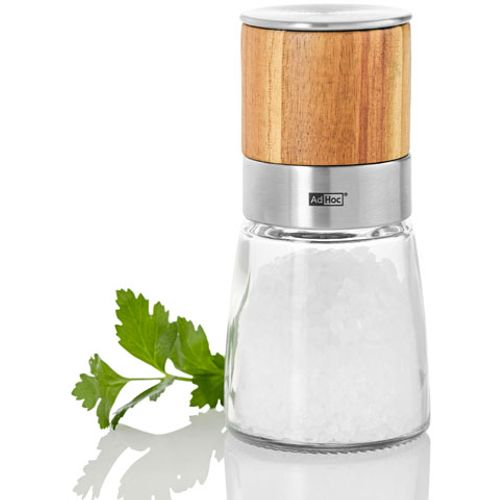 AdHoc AKASIA ručni mlinac za sol ili papar slika 1