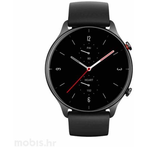 Amazfit GTR 2E pametni sat  Crna slika 1