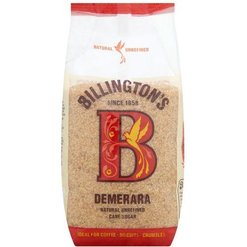 BILLINGTON'S smeđi šećer demerara 1kg slika 1