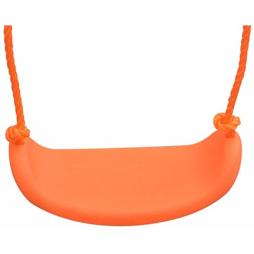 2-u-1 obična ljuljačka i ljuljačka za malu djecu narančasta slika 24