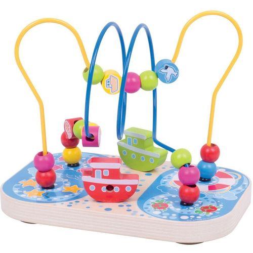 Bigjigs Didaktička igračka - mornarica slika 1