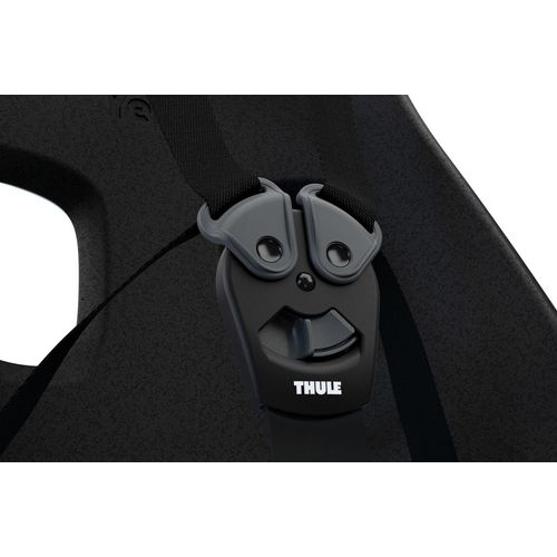 Dječja sjedalica stražnja na ramu Thule Yepp Nexxt Maxi Frame Mounted siva slika 5