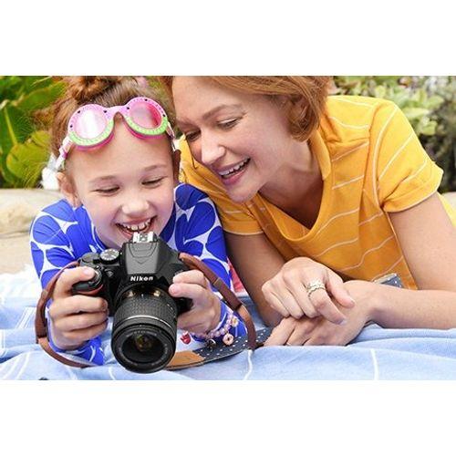Nikon D3500 AF-P DX 18-55 VR + AF-P DX 70-300 VR slika 24