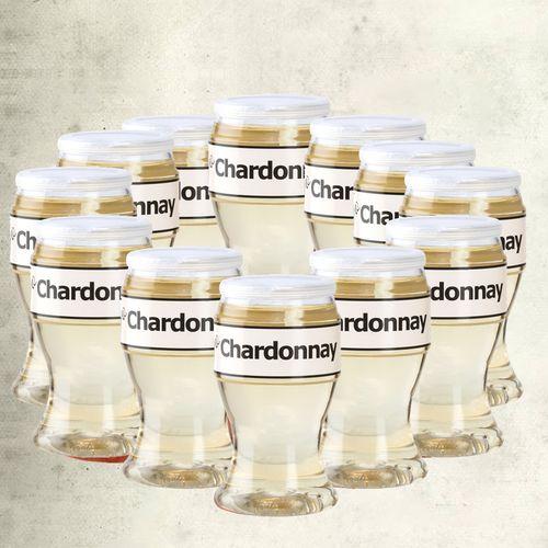 Wine to go  Chardonnay / Pakiranje 12 komada slika 1