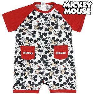 <html>Djeca zaslužuju najbolje, zato vam predstavljamo <b>Kombinezon za Bebe Kratkih Rukava Mickey Mouse Rdeča Bela</b>, savršen za one koji traže kvalitetne proizvode za svoje mališane! Nabavite <b>Mickey Mouse</b> po najboljim cijenama!<br>Materijal: 100 %...</html>