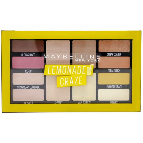 Maybelline New York Lemonade paleta sjenila za oči slika 4
