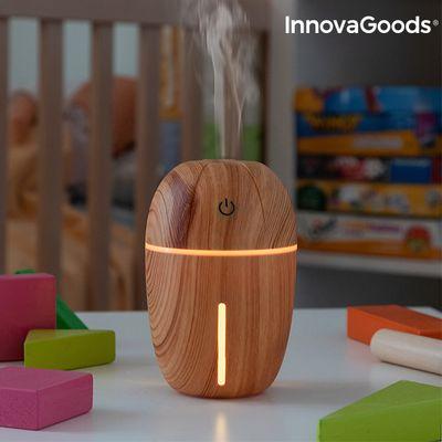 InnovaGoods nudi najnovije artikle za kućanstvo, kao što je Mini Ovlaživač Difuzor Mirisa Honey Pine InnovaGoods Home Deco! Otkrijte širok asortiman proizvoda visoke kvalitete koji se ističu funkcionalnošću, učinkovitošću i inovativnim di...