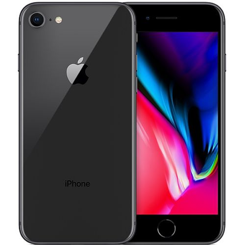 Apple iPhone 8 - Black / 256 (Refurbished) slika 1
