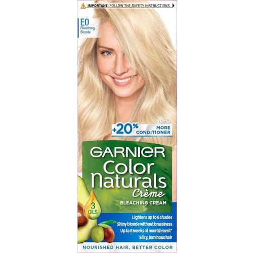 Garnier Color Naturals boja za kosu E0 Bleaching Blond slika 1
