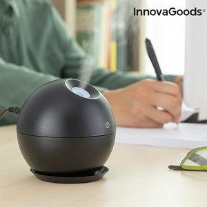 InnovaGoods nudi najnovije artikle za kućanstvo, kao što je Mini Ovlaživač Difuzor Mirisa Black InnovaGoods Home Deco! Otkrijte širok asortiman proizvoda visoke kvalitete koji se ističu funkcionalnošću, učinkovitošću i inovativnim dizajno...