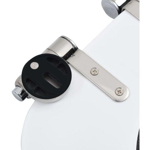 Toaletna daska s mekim zatvaranjem 2 kom MDF s uzorkom kapi slika 8