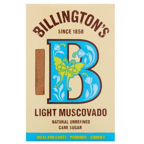 BILLINGTON'S smeđi šećer light muscovado 500g slika 1