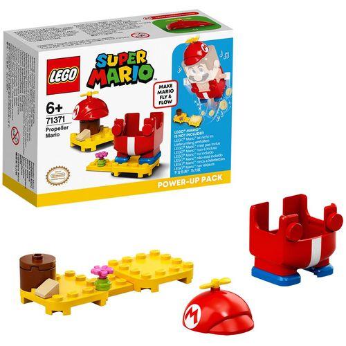 LEGO SUPER MARIO Paket za energiju – Mario s propelerom 71371 slika 2