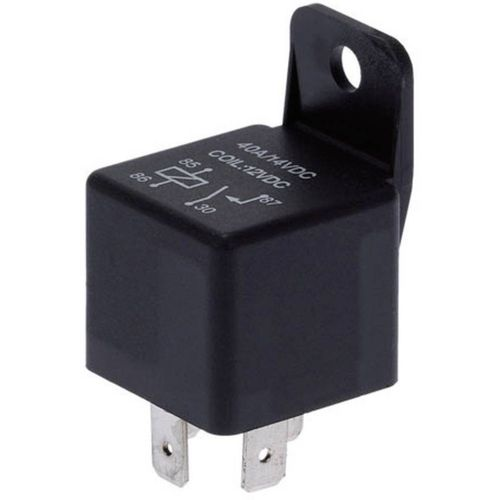 Automobilski relej, 12 V/DC, 1 radni kontakt, maks. 40 A, 14V/DC 10720 slika 1