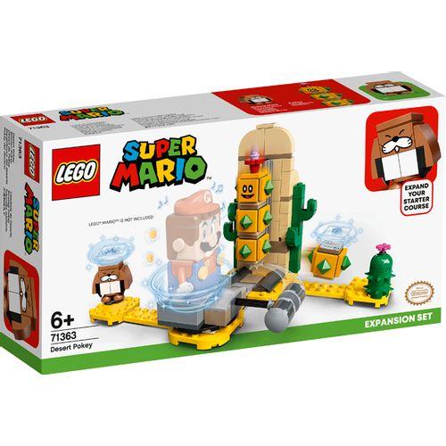 LEGO SUPER MARIO Pustinjski pokeyji – proširena staza 71363 slika 1