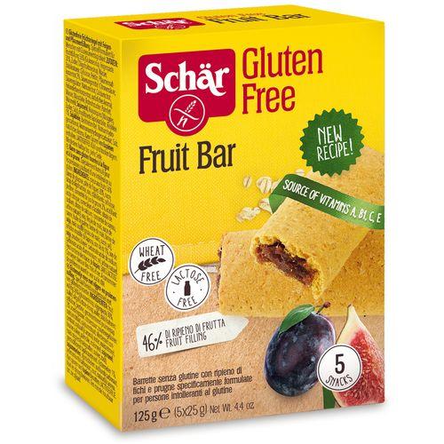 DR.SCHÄR bezglutenski voćni štapić fruit bar 125g slika 1