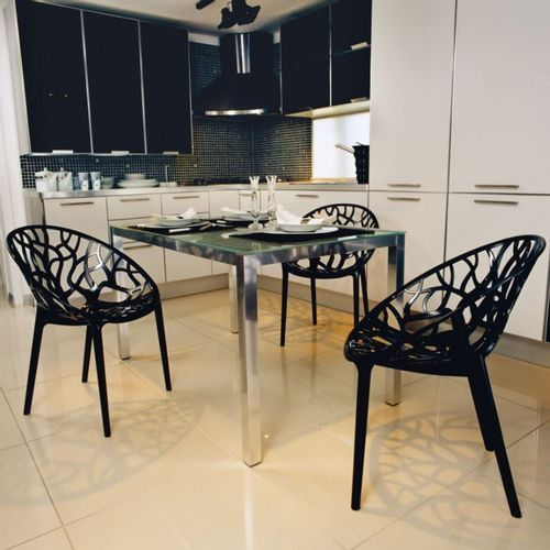 Dizajnerska stolica — POLY ROUND slika 32