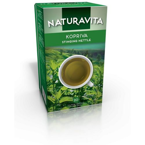 Naturavita Čaj Kopriva Filter  20X1,5 g slika 1