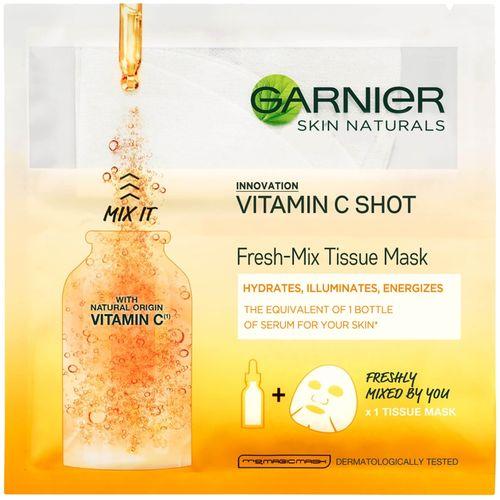 Garnier Skin Naturals Fresh-Mix maska za lice sa vitaminom C slika 1