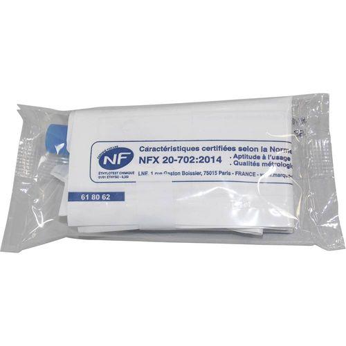 Tester na alkohol ACE Bijela, Plava boja, Žuta 0.0 Do 0.5 ‰ S NFX odobrenjem slika 5