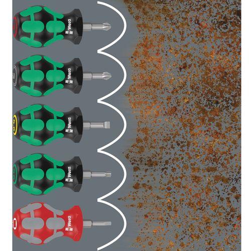 Torx odvijač Wera 367 TORX® Stubby Veličina T 27 Duljina oštrice: 25 mm slika 4