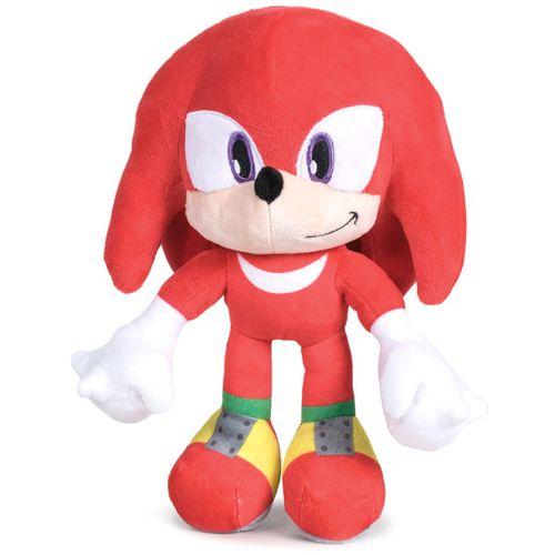 Sonic Knuckles plišana igračka 30cm slika 1