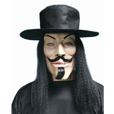 Maska Gumena Anonimus