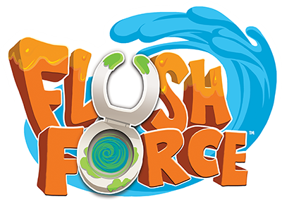 Flush Force logo