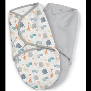 Znamo da, kada beba najbolje spava, bolje spavate, a naša cjelokupna linija nosivih proizvoda za spavanje dizajnirana je i testirana kako bi svake večeri tijekom prve godine bebe bile sigurne i udobne.  SwaddleMe® Original Swaddle ima iznimno...