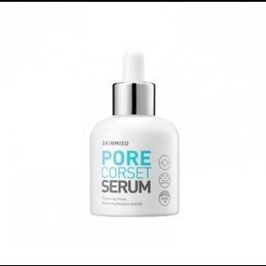Sužava i smanjuje pore Pogodno za sve tipove kože Pravi vidljivi učinak 20-25 minuta nakon nanošenja seruma