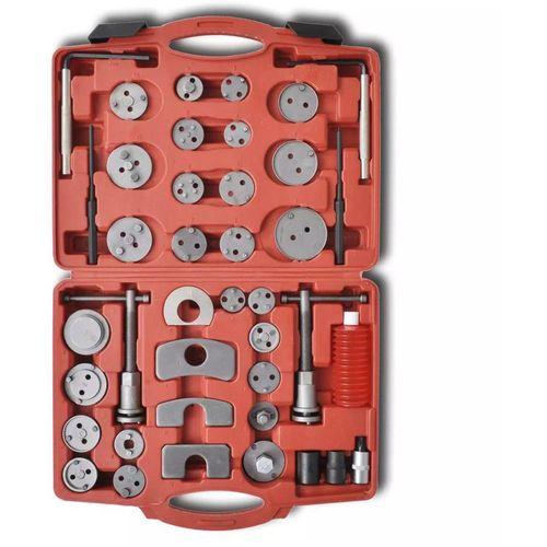 40-dijelni set alata za povrat kočnice, vraćanje kočionih cilindara slika 3