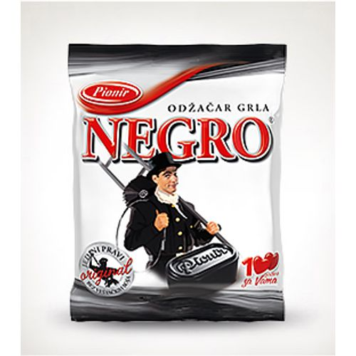 Pionir negro bomboni 100g slika 1