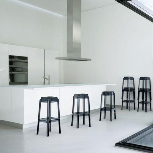 Dizajnerske barske stolice — POLY • 2 kom. slika 25