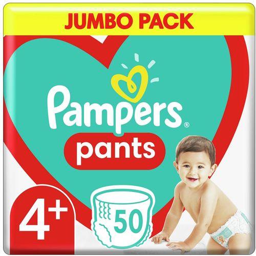 Pampers Pants Pelene-gaćice Jumbo pack slika 5