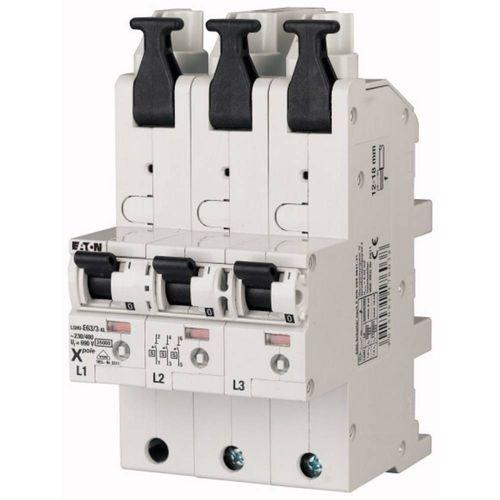 Eaton 119712 Zaštitna sklopka za glavni vod 3-fazni 16 A 230 V, 400 V slika 1