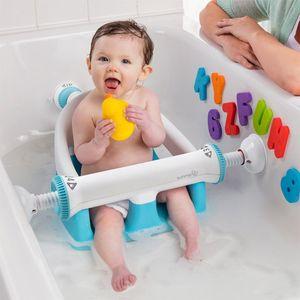 My Bath Seat ™ pruža ruku pomoći roditeljima za vrijeme kupanja i savršen je za vaše mališane koji prelaze u kadu za odrasle.    Sa svoja tri snažna ramena za podršku od 360 °, visok naslon za leđa i prostrani okvir, možete zadržati bebu na mjestu...
