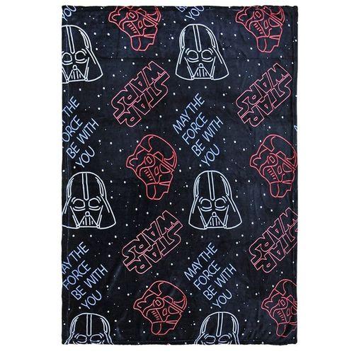 Dječja deka Star Wars 73364 (120 x 160 cm) slika 5