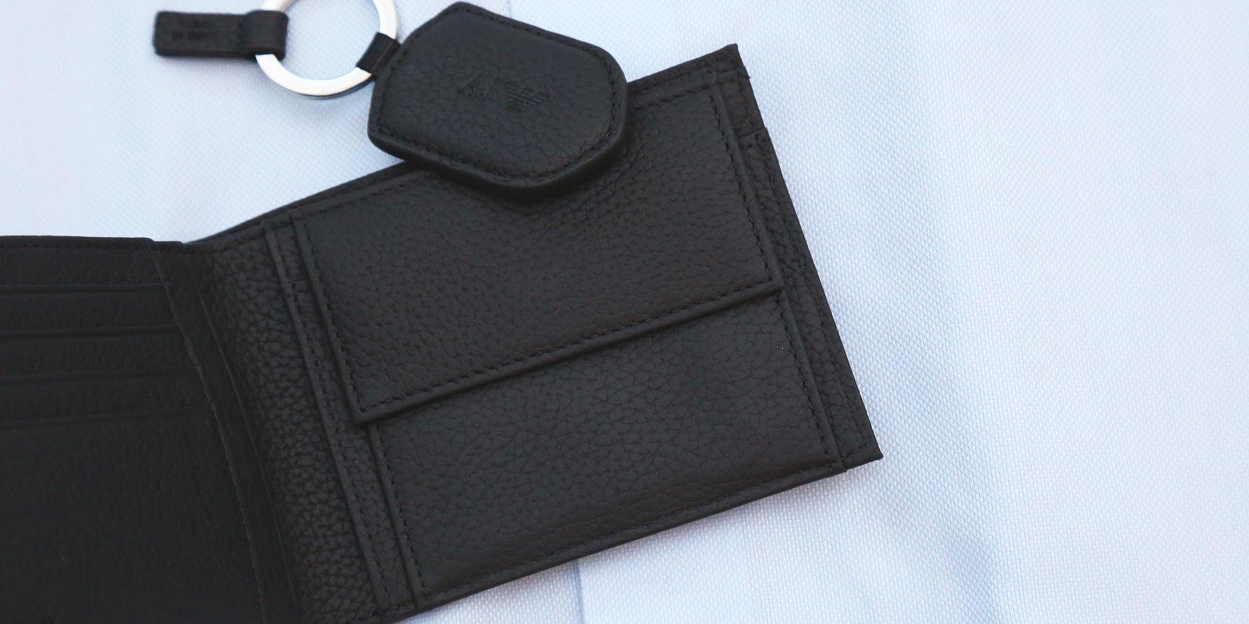 Armani Jeans novčanici Ikona vječnog stila