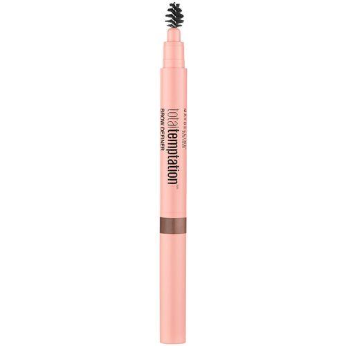 Maybelline New York Total Temptation olovka za definiranje obrva Soft Brown slika 2
