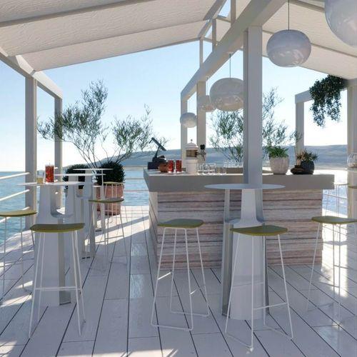 Dizajnerska barska stolica — by THOMAS P. slika 7