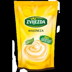 Majoneza od svježih žumanjaka i suncokretovog ulja dolazi u doypak pakiranju od 270g