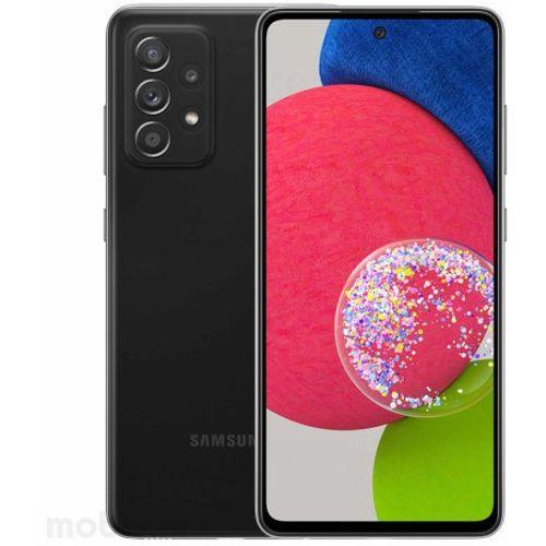 Mobitel Samsung Galaxy A52s 5G 128GB fantomsko crni dual SIM SM-A528F slika 2