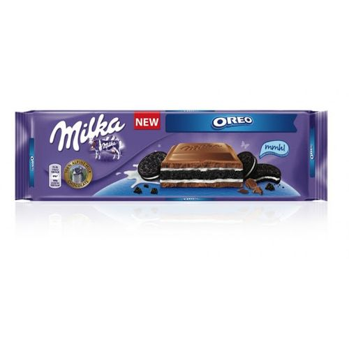 Milka čokolada oreo biscuit 300g slika 1