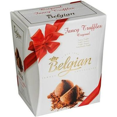 Belgian praline truffles original 200g