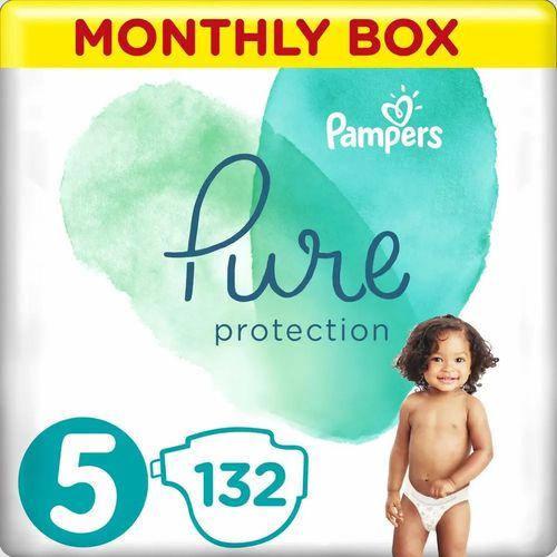 Pampers Pure protection Pelene, Mjesečno pakiranje slika 3