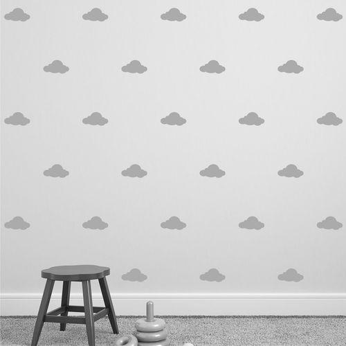 Zidne naljepnice — OBLACI • Multicolor slika 22
