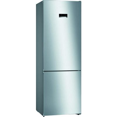 NoFrost hladnjak sa zamrzivačem ispod i VitaFresh ladicom: vaše namirnice duže čuva svježima.                LED osvjetljenje: jednakomjerno i bez blještanja osvijetli hladnjak za vrijeme cijelog životnog vijeka aparata.        Automatsko super zamrzavanje: optimalno rješenje za brže zamrzavanje manjih količina hrane uz istovremenu zaštitu zamrznutih namirnica od odmrzavanja zahvaljujući detekciji povišenja temperature i automatskom snižavanju temperature.        NoFrost: s potpunom zaštitom od nastajanja leda odmrzavanje je prošlost, uštedi vam vrijeme i napor.        EasyAccess polica: staklena polica na izvlačenje, koju udobno punite i praznite zahvaljujući dobroj preglednosti namirnica.        SuperCooling: namirnice koje ste na novo stavili u hladnjak hladi brže i tako čuva već ohlađene namirnice.