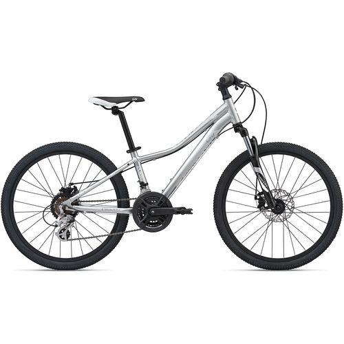 """Bicikl dječji 24"""" Enchant Disc srebrna slika 1"""