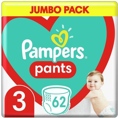 Pampers Pants Pelene-gaćice Jumbo pack slika 1