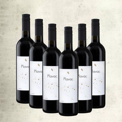 Plavac Lectus kvalitetno vino / 6 boca slika 1